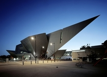 Denver Art Museum by Daniel Libeskind x