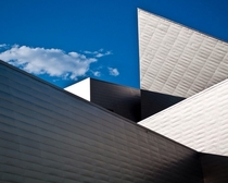 Denver Art Museum - Designed By Daniel Libeskind -  OC