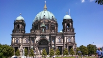 Der Berliner Dom Cathedral in Berlin Germany