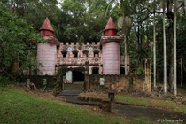 Derelict Australian Fairy Tale Park  more in comments