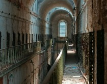 Derelict Prison - Location Unknown