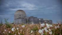 Desert blossoms and deserted reactors - Hanford Reachs WNP-