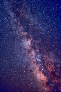 Detailed milky way one of my best photos