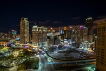 Detroit looks great in   photo by Eric Hergenreder