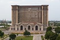 Detroits former train station Michigan Central Station Ford purchased the  year old Beaux-Arts building and is in Phase  of a  million restoration and renovation