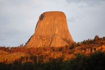 Devils Tower Wyoming x
