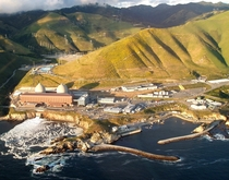 Diablo Canyon nuclear power plant in San Luis Obispo County California