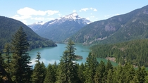 Diablo Lake North Cascades National Park WA