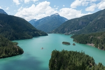 Diablo Lake North Cascades Washington