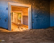 Diamond Mind City Kolmanskop Namibia
