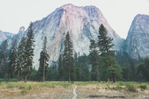Did you know that the mountains in Yosemite grow about one foot every  years