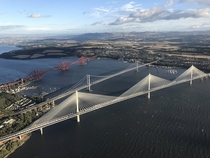 Different Generations of Bridge Design Forth Rail Bridge  Forth Road Bridge  Queensferry Crossing