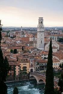 Different kind of city - Verona Italy