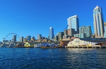 Different perspective of Seattle