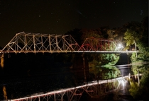Dingmans Ferry Bridge NJPA - one of the last privately owned and operated bridges in the USA -