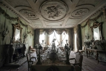 Dining Room From Great Expectations - Holdenby House