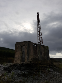 Disused quarry Tipperary Ireland