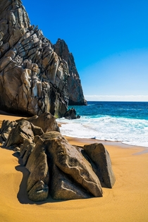 Divorce Beach Cabo San Lucas Mexico