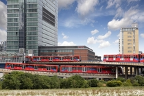 DLR Delta Junction London