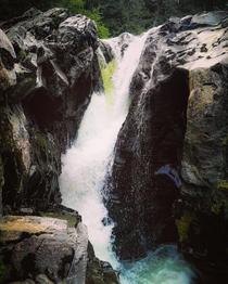 DO go chasing waterfalls  Vancouver Island Canada x