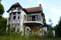 Doel a little town in Belgium that soon will be no more