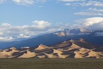 Does Colorado have thousand foot sand dunes in the middle of nowhere for no reason Of course it does