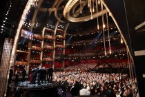 Dolby Theatre during the  Oscars
