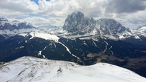 Dolomites in Italy a few years ago now