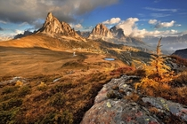 Dolomites Italy by TOM MORKES xpost from rItalyPhotos