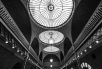 Domed ceilings of the Hearst Memorial Mining Building UC Berkeley California