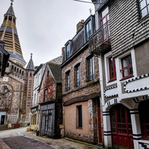 Domfront Normandy