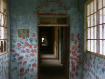 Doorway in Abandoned Sanatorium in Costa Rica