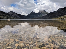 Dove Lake - Cradle Mountain Tasmania
