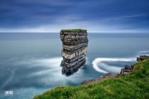 Downpatrick Head Ireland  by Richard