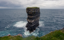 Downpatrick Head Ireland -- Separated by St Patrick to isolate a pagan chieftain according to legend OC