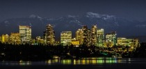 Downtown Bellevue WA