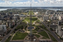 Downtown Brasilia Brazil
