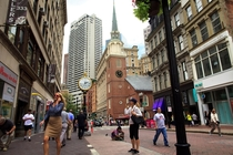 Downtown Crossing Boston