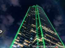 Downtown DallasBank of America Plaza Texas