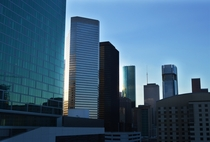 Downtown Houston Texas  OC