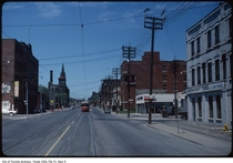 Downtown Toronto in the mid-s back when it was ugly