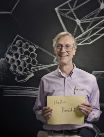 Dr John Mather Nobel Laureate and James Webb Space Telescope Project Scientist greets reddit