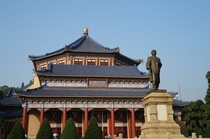 Dr Sun Yat Sen Memorial Hall - Guangzhou Guangdong China