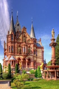 Drachenburg Castle Knigswinter Germany