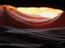 Dragons Eye - Upper Antelope Canyon