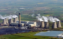 Drax Power Station UK