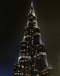 Dream big little one The tallest building on the planet Burj Khalifa Dubai