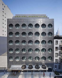 Dream Downtown Hotel New York City by Handel Architects