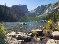 Dream Lake Colorado  x