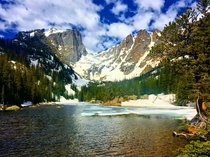 Dream Lake RMNP Colorado